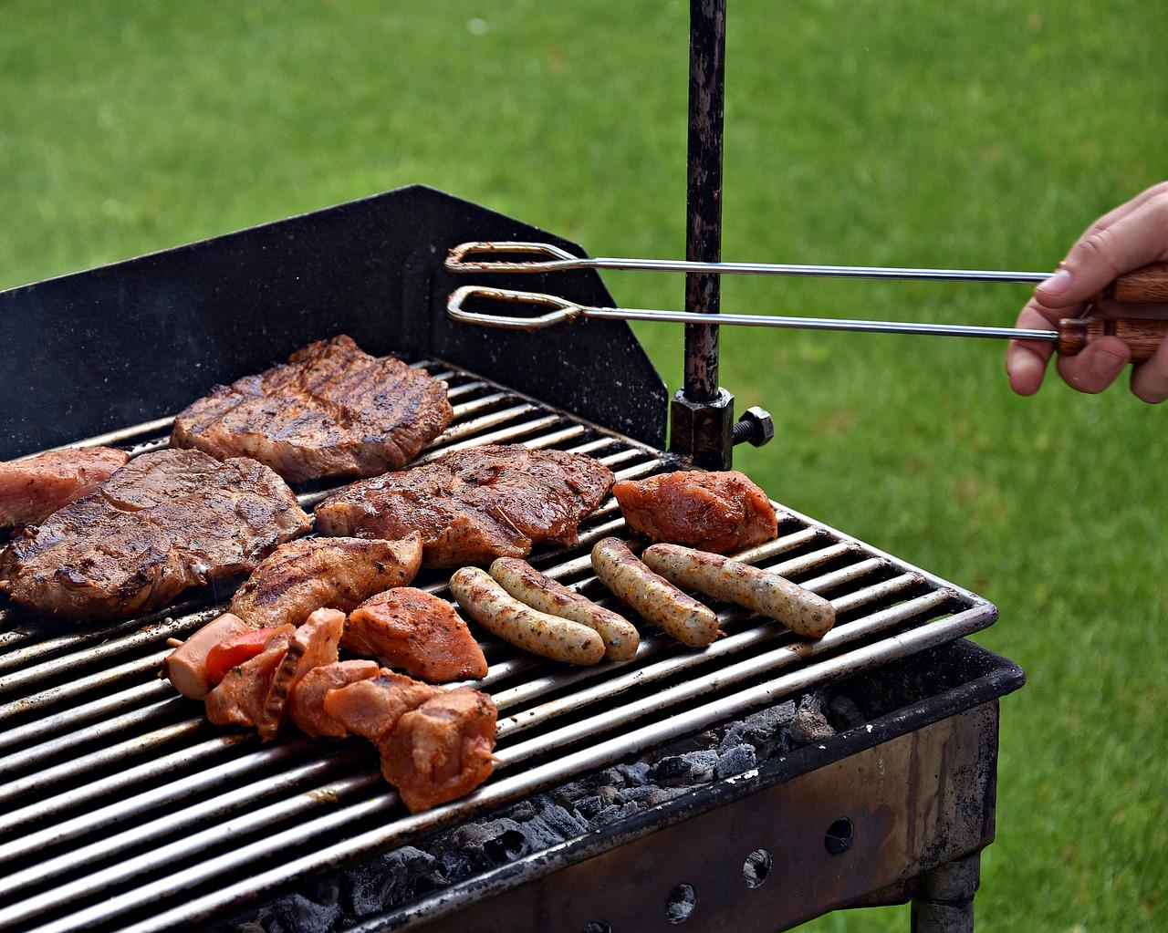 faire un barbecue sain
